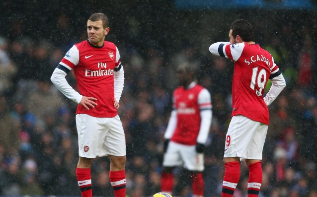 Wilshire and Cazorla are close to comeback to  Arsenal
