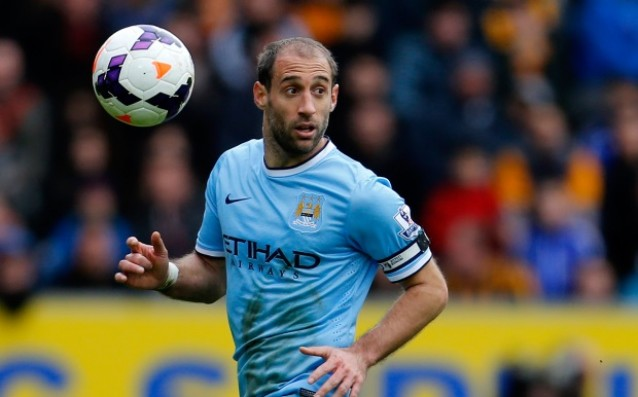 Manchini wants Toure and Zabaleta at Inter