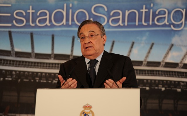 Real Madrid was ordered to pay 25 million