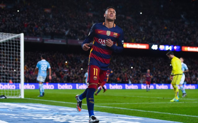 Neymar: 'The renewal of my contract goes as planned.'