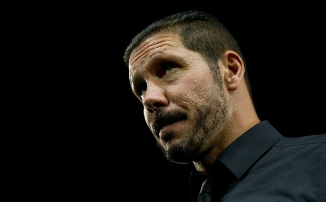 Simeone left Atletico to join Chelsea