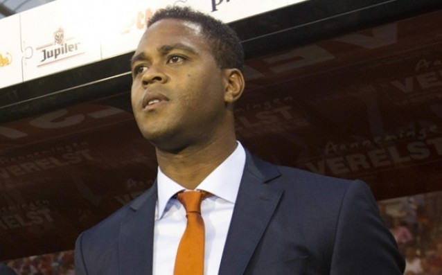 Kluivert: 'Barcelona is a machine.'