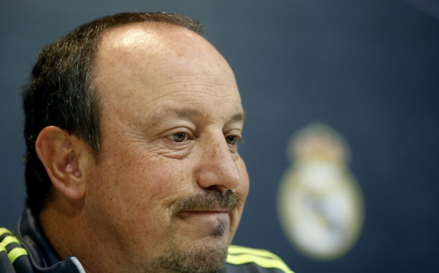 Benitez: 'Perez interferes too much, it's not easy.'