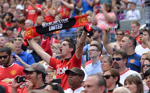 The fans of United: 'Announce Jose Mourinho!'