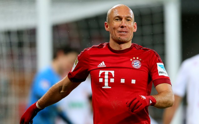 Robben: 'The lack of goals is irrelevant if I play well.'