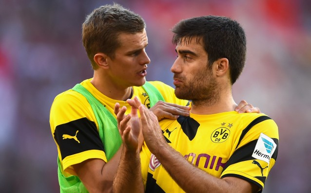 Borussia lost Sokratis for three weeks