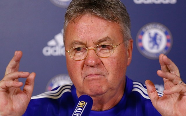 John Obi Mikel: 'The players want Hiddink to stay.'