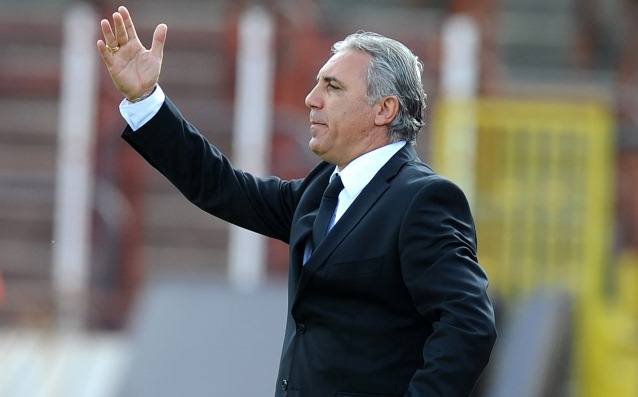 Stoichkov is again joking with Real Madrid