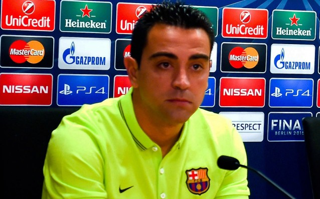 Xavi: 'Luis Enrique improved the physical condition of Barca.'