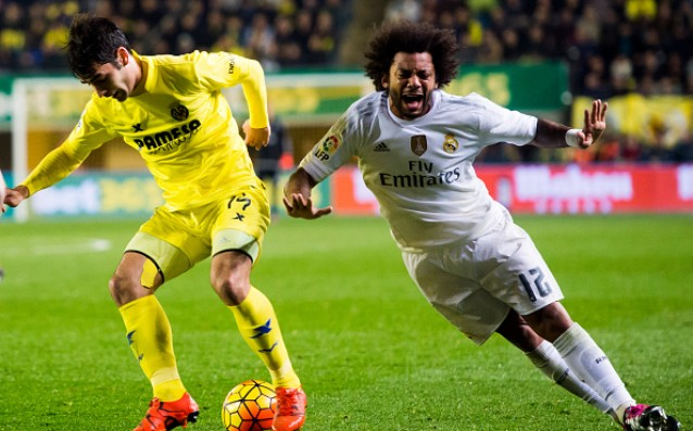 Marcelo may miss the derby with Atletico