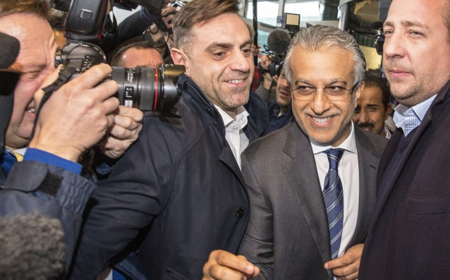 Africa will support Sheikh Salman for President of FIFA