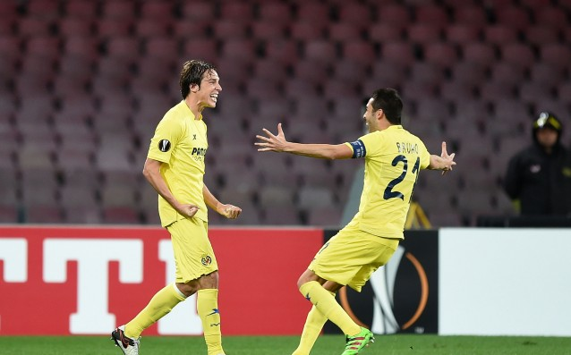 Villarreal 'stole' the dream of Napoli