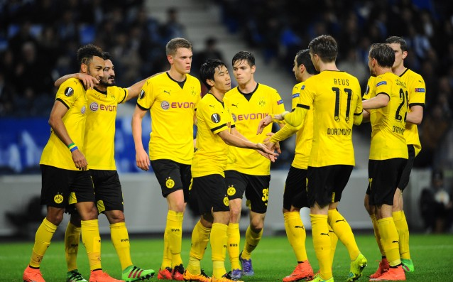 Borussia did not leave chances for Porto in the second leg