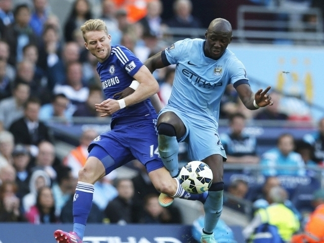 Man City frightened Liverpool with Mangala