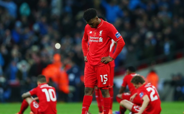 Carragher: 'Sturridge was not at a good level in the final.'