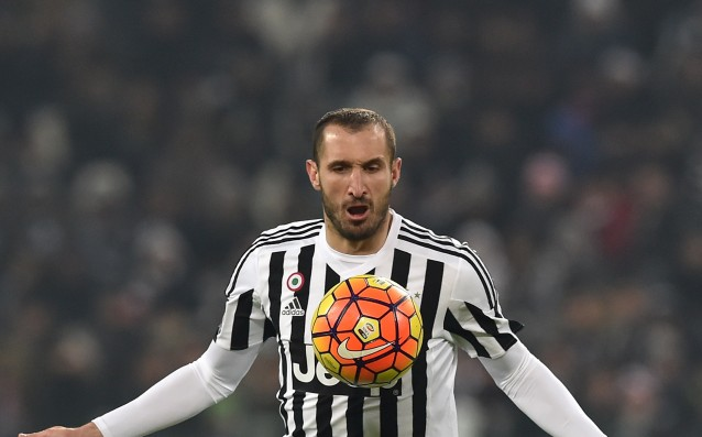 Juventus is worried about Chiellini