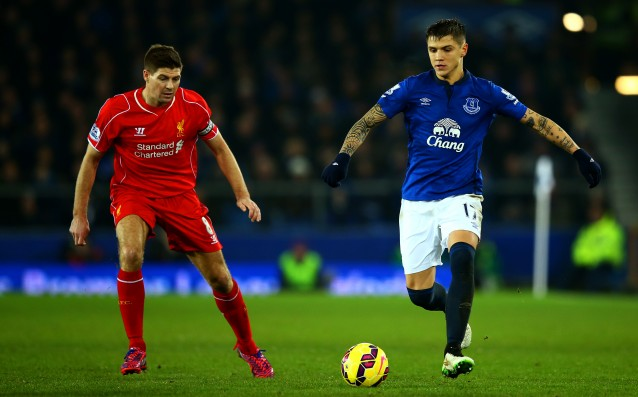 Besic has signed a new contract with Everton
