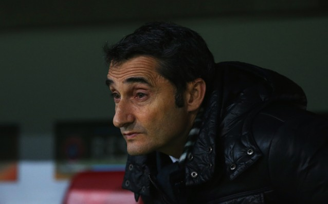 Valverde continued his contract with Athletic Bilbao