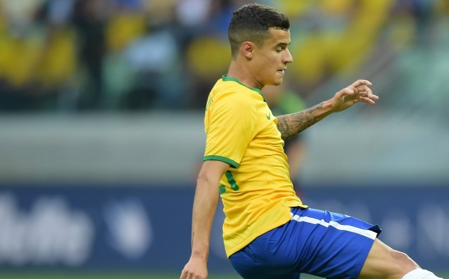 Coutinho and Kaka received a call about the qualification of Uruguay