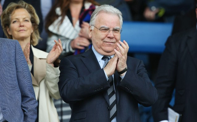 The President of Everton will take over 22 million from the sale of the club