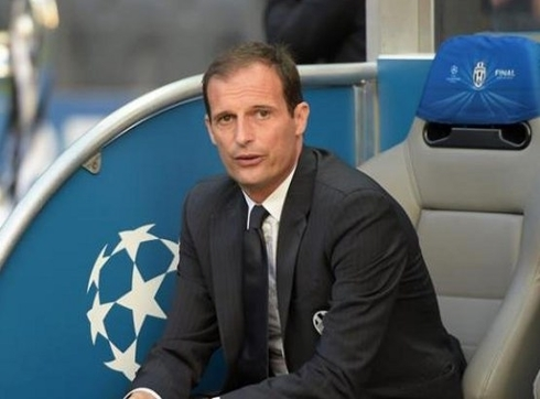 Gazzetta Dello Sport: '7 million euros per year for Allegri in Madrid.'