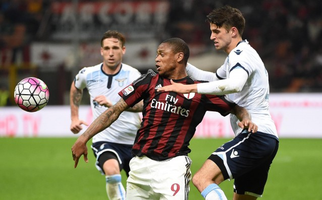 Milan and Lazio early kept the draw till the end of the match