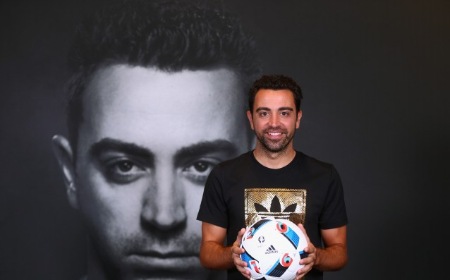 Xavi: 'Messi is the best player that has ever existed.'