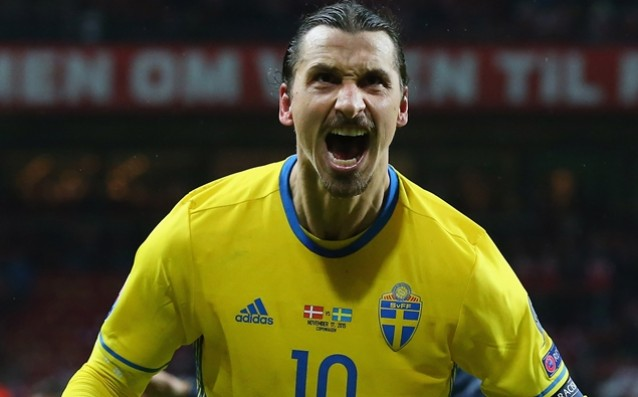Ibrahimovic will miss the match with Turkey