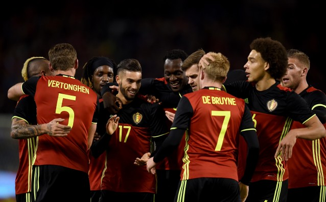 Official: There will be no match Belgium-Portugal.