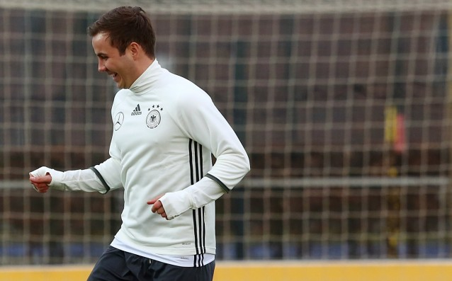 Loew: 'Gotze remains a very important part of the team.'