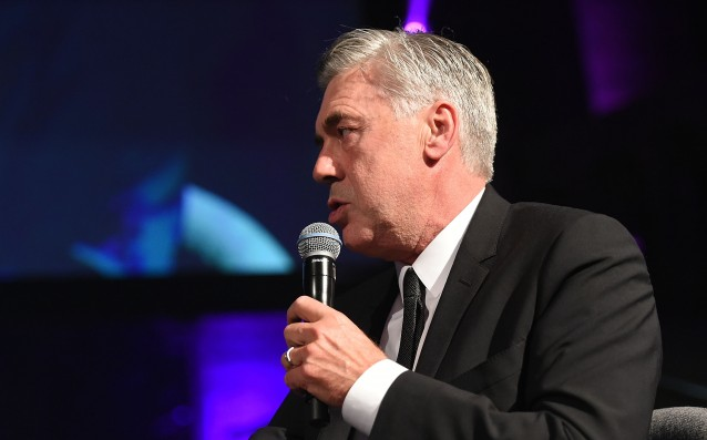 Ancelotti pointed out the best striker in the history of football