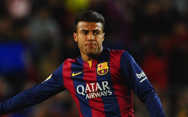 Rafinha: 'The new treaty calmed me down.'