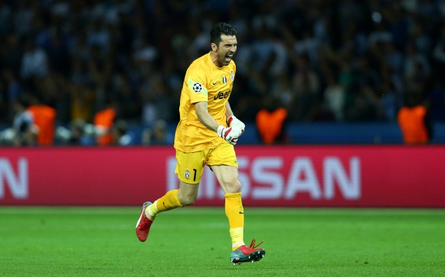 Buffon: 'Morata's future depends on Real Madrid.'