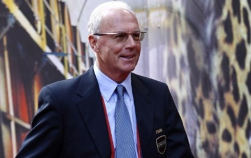 FIFA is investigating Beckenbauer