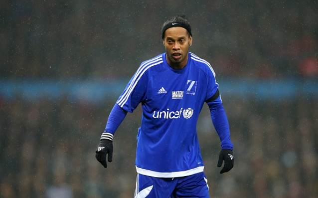 Ronaldinho chooses between United States and China for the rest of his career