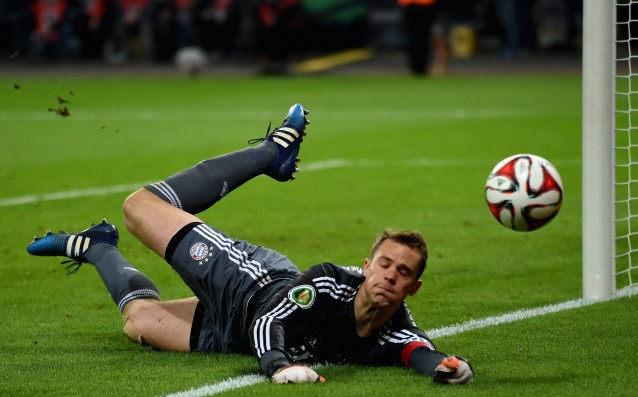 Neuer will be out for the control match vs. Italy
