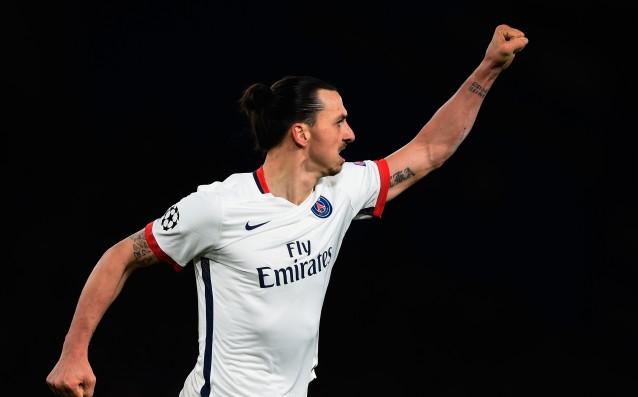 Ibrahimovic: There is an interest in me from England.'
