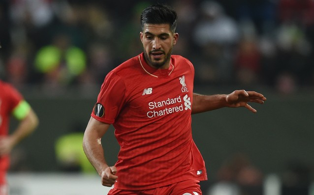 Emre Can: 'Liverpool made a big step forward with Klopp.'