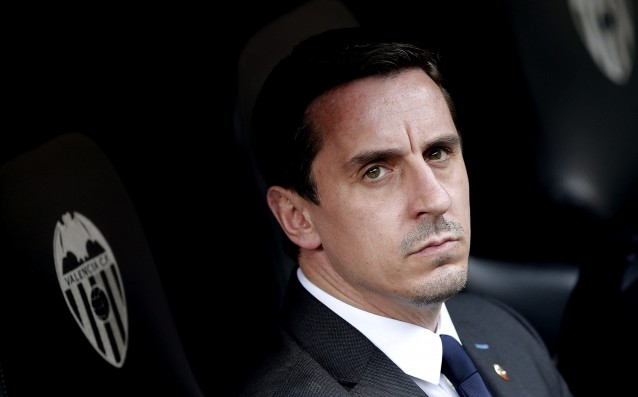 Neville: 'I wish I could stay in Valencia.'