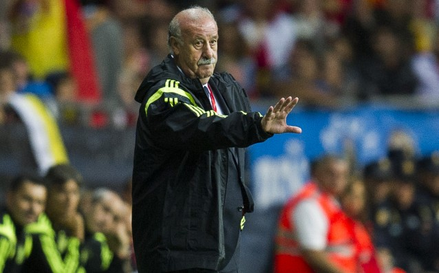 Villard: 'Del Bosque is the best choice for a coach of Spain.'