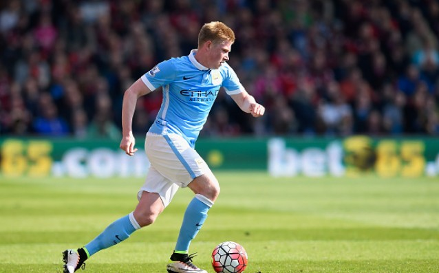 De Bruyne: 'City can win the Champions League,'