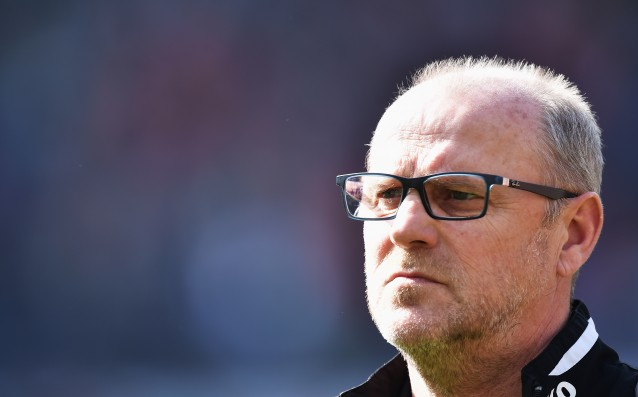 Hanover fired finally Thomas Schaaf