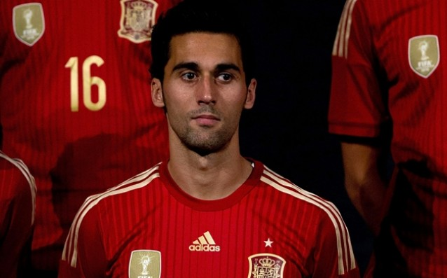Del Bosque about Arbeloa: 'It is his fault.'