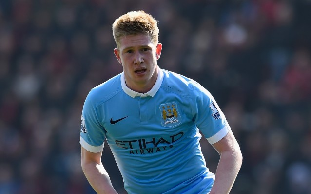 De Bruyne: 'I am glad I joined City instead of PSG.'