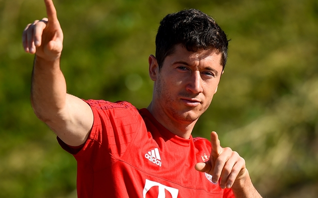 Lewandowski: 'I have no plan for the future, in Bayern I am OK.'