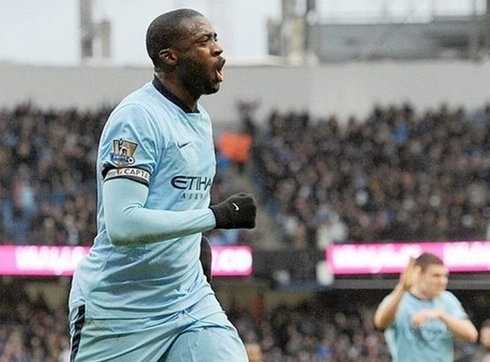 Yaya Toure is willing to pay to escape from Guardiola