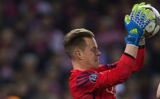 Ter Stegen: 'We will come back stronger than ever.'