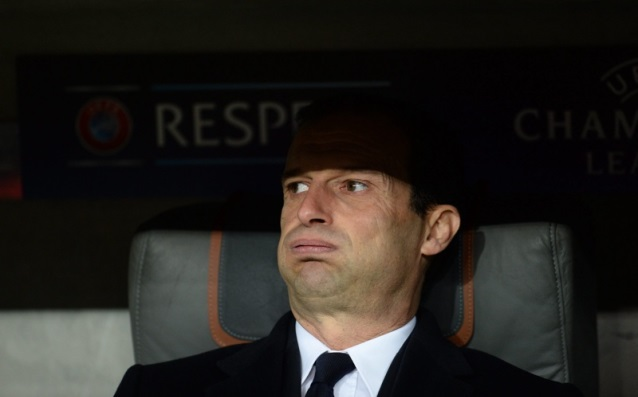 Allegri rejected Real recently to sign with Juventus