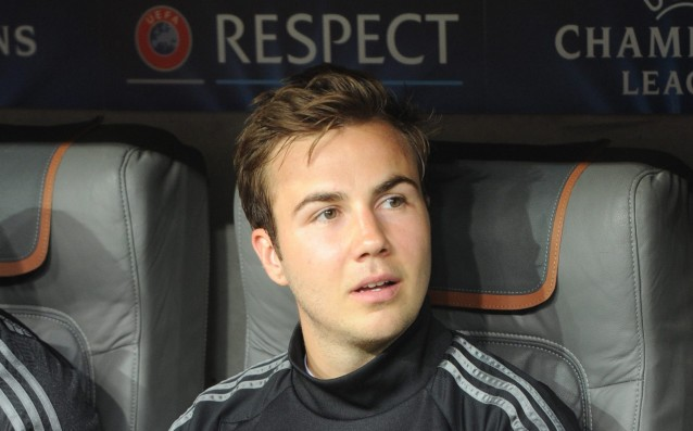 Bayern returns Gotze to Borussia