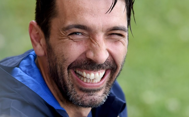 Buffon: 'This is my most beautiful title.'